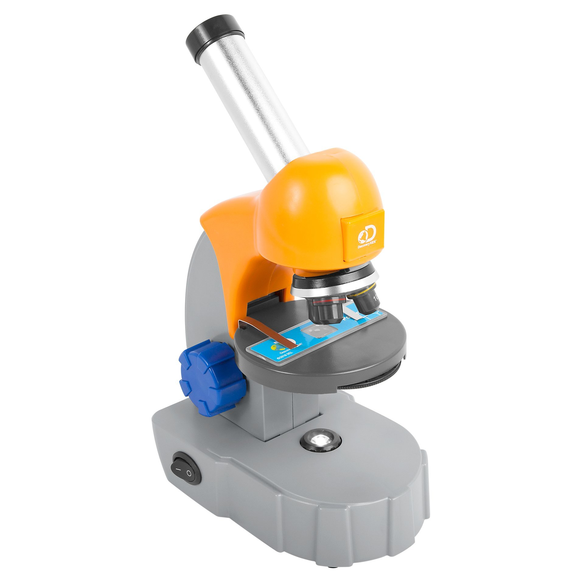 Discovery Explore Scientific 800X Advanced Microscope Toy by Discovery