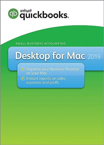 QuickBooks Desktop for Mac 2019 [MAC Download]