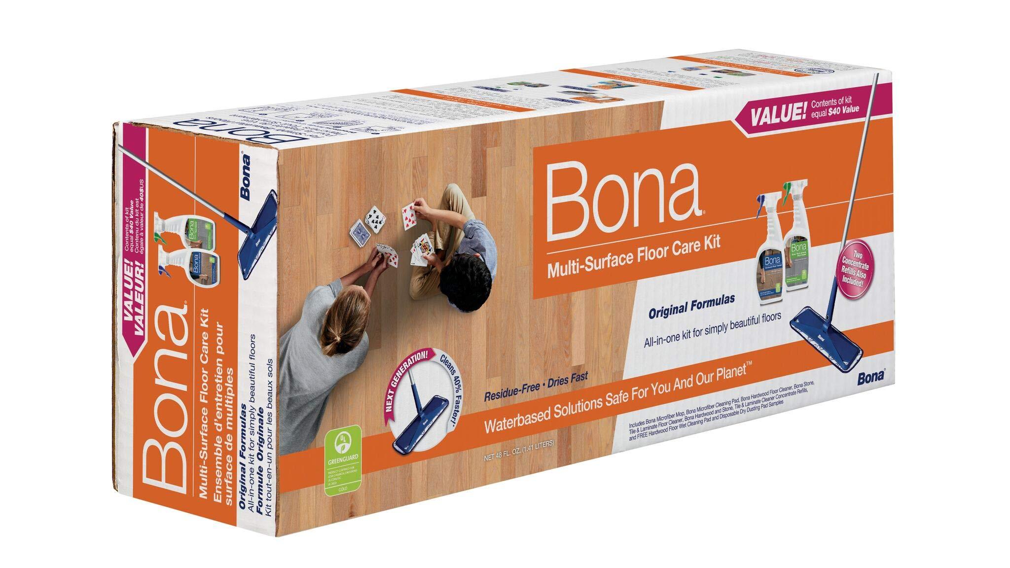 Bona Multi-Surface Floor Care Kit by Bona (Image #3)