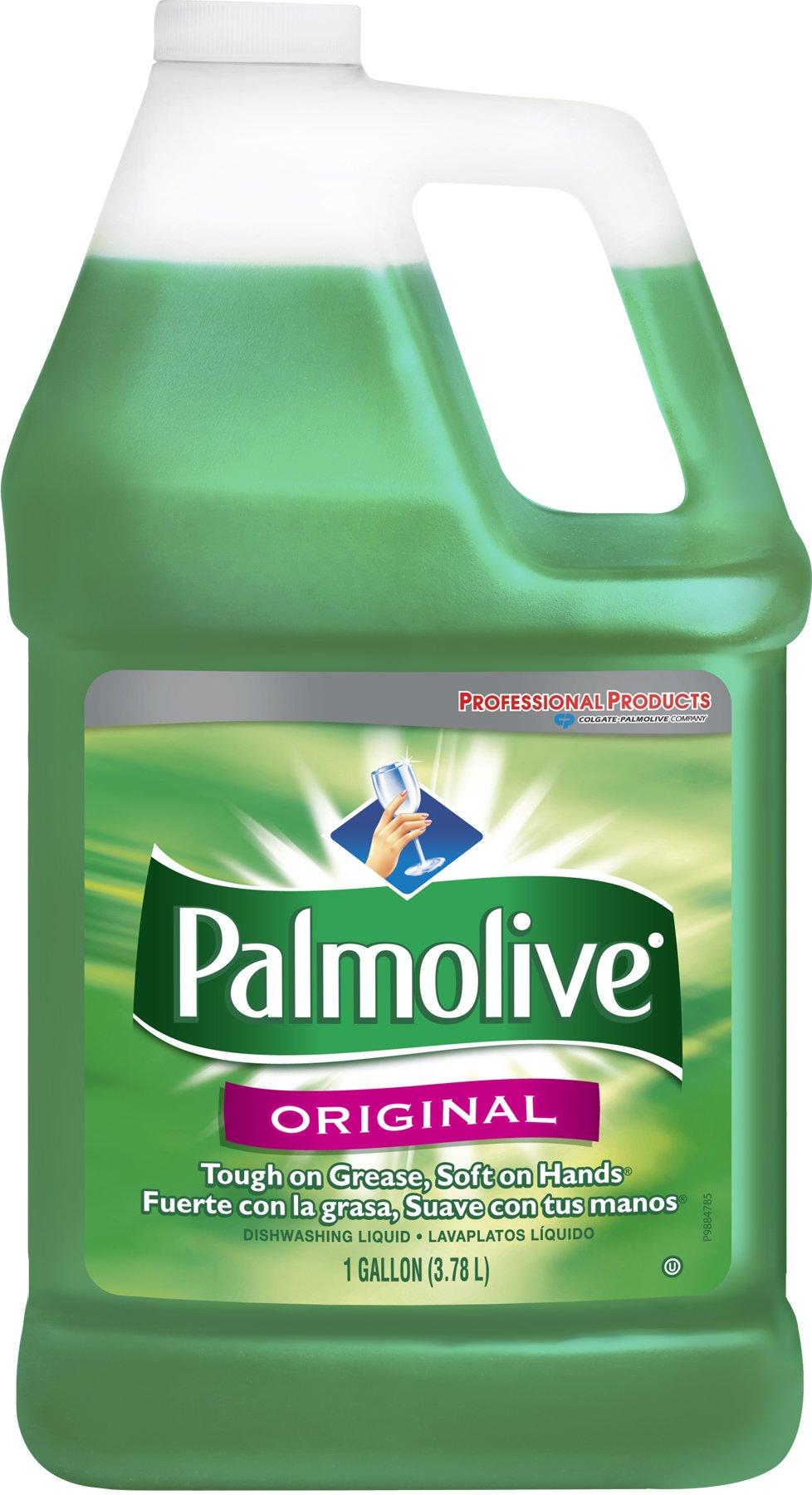 Palmolive 04910 Dishwashing Liquid, 1 gallon Bottle