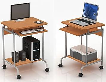 Techly scrivania per computer compact ica tb s005