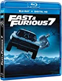 Fast and Furious 7 (Blu Ray+Digital HD) [Blu-ray + Copie digitale]