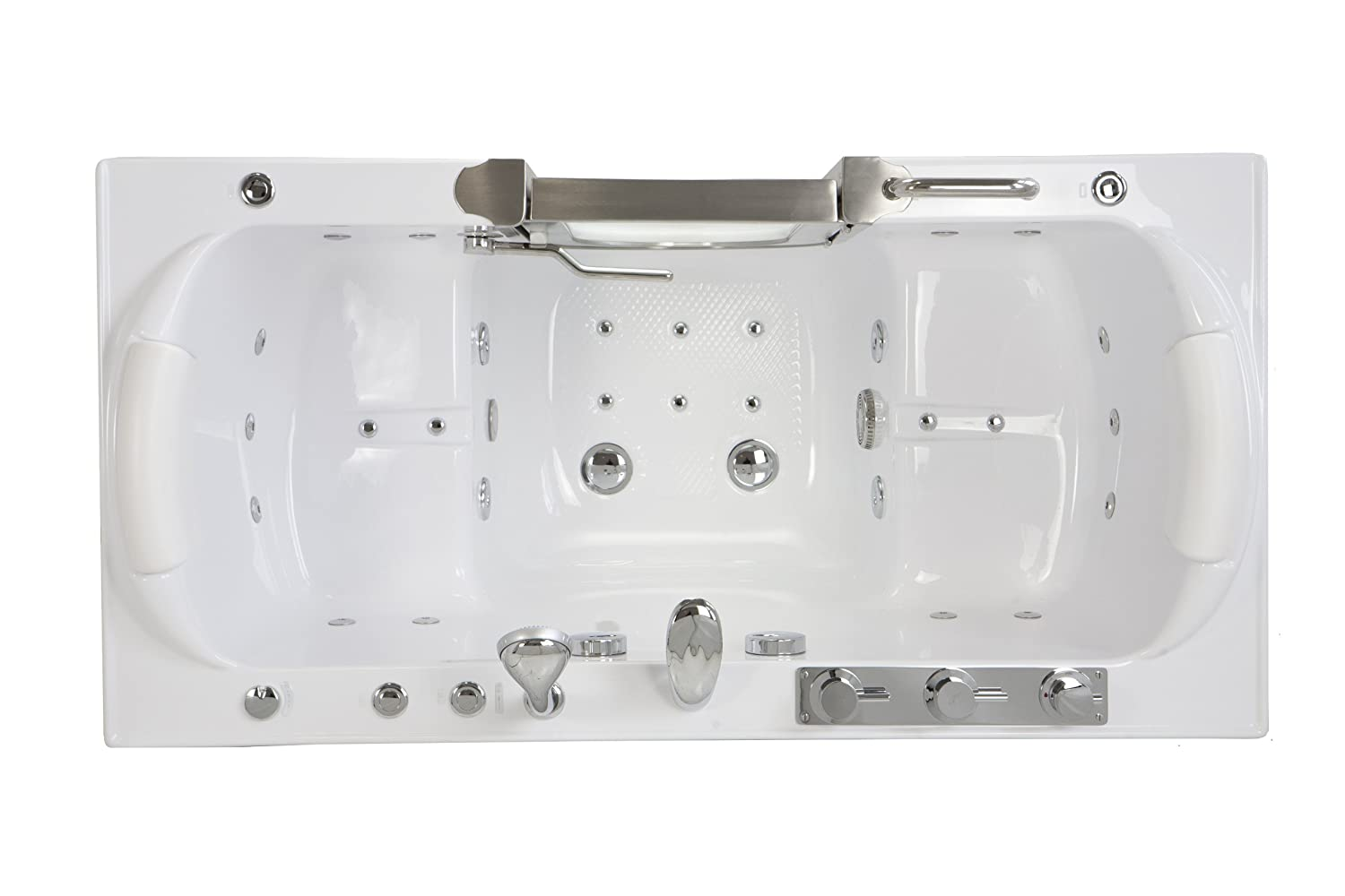 60 X 30 Companion Massage Walk In Tub Home Improvement Standard Whirlpool Pump Together With Fuel Wiring Diagram