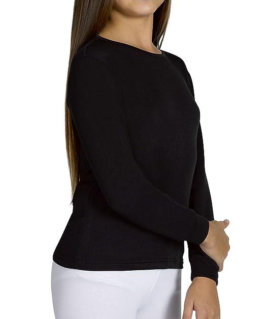 YSABEL MORA - Camiseta térmica - para niño Negro 16 años