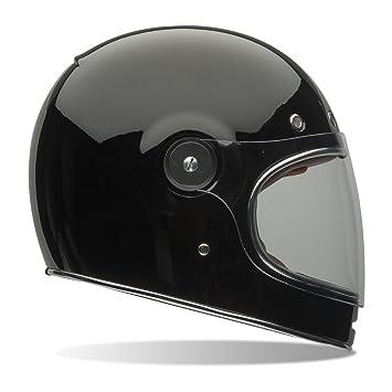 Bell Bullitt - Casco integral de moto, color negro, Talla M