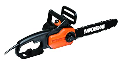 Amazon worx wg305 electric chain saw 14 inch garden outdoor worx wg305 electric chain saw 14 inch keyboard keysfo Image collections