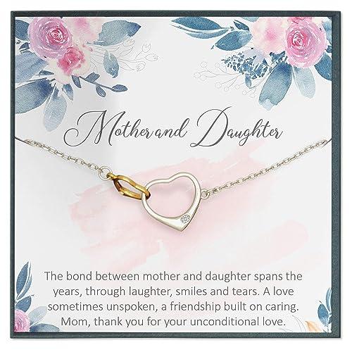 Grace of Pearl Pulsera para Madre e Hija, Regalo para Hija ...