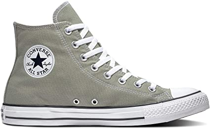 Converse Chuck Taylor All Star High Top Sneaker graugrün