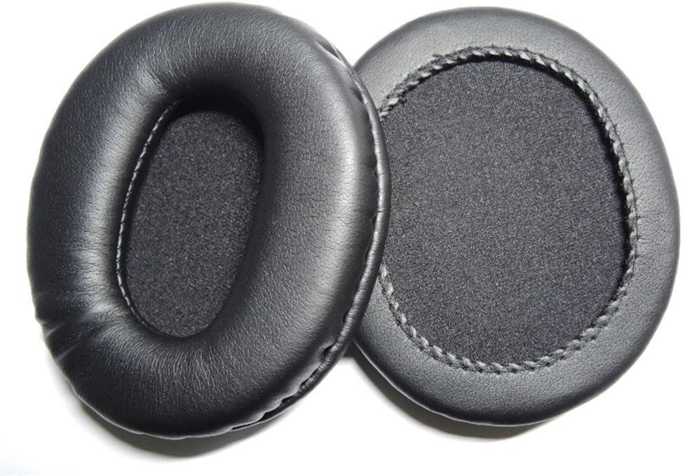 Ultrasone PRO-900,Ultrasone HiFi 780 Earpads Repair Parts Mokoo PU Smoothing Headphone Replacement Ear Pads Cushion for Audio-technica ATH-SX1,ATH-PRO5,ATH-M10,ATH-M20,ATH-M30,ATH-M35,ATH-M40,ATH-M45,ATH-M50,ATH-M50S SONY MDR-7506 MDR-V6 MDR-CD900ST