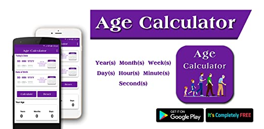 Amazon com: Age Calculator: Appstore for Android
