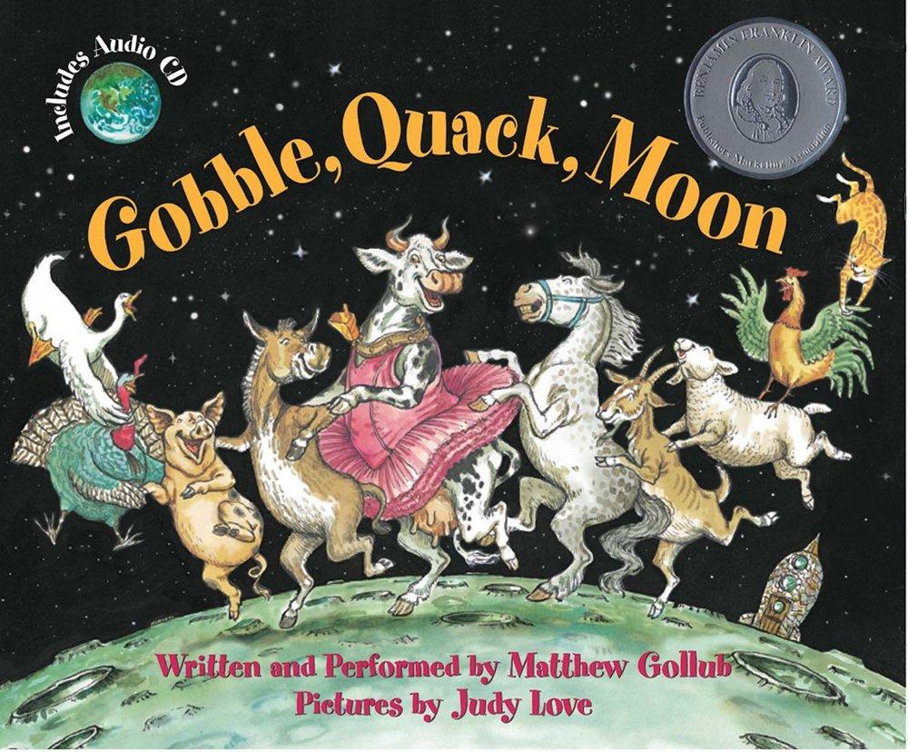 Gobble, Quack, Moon pdf epub