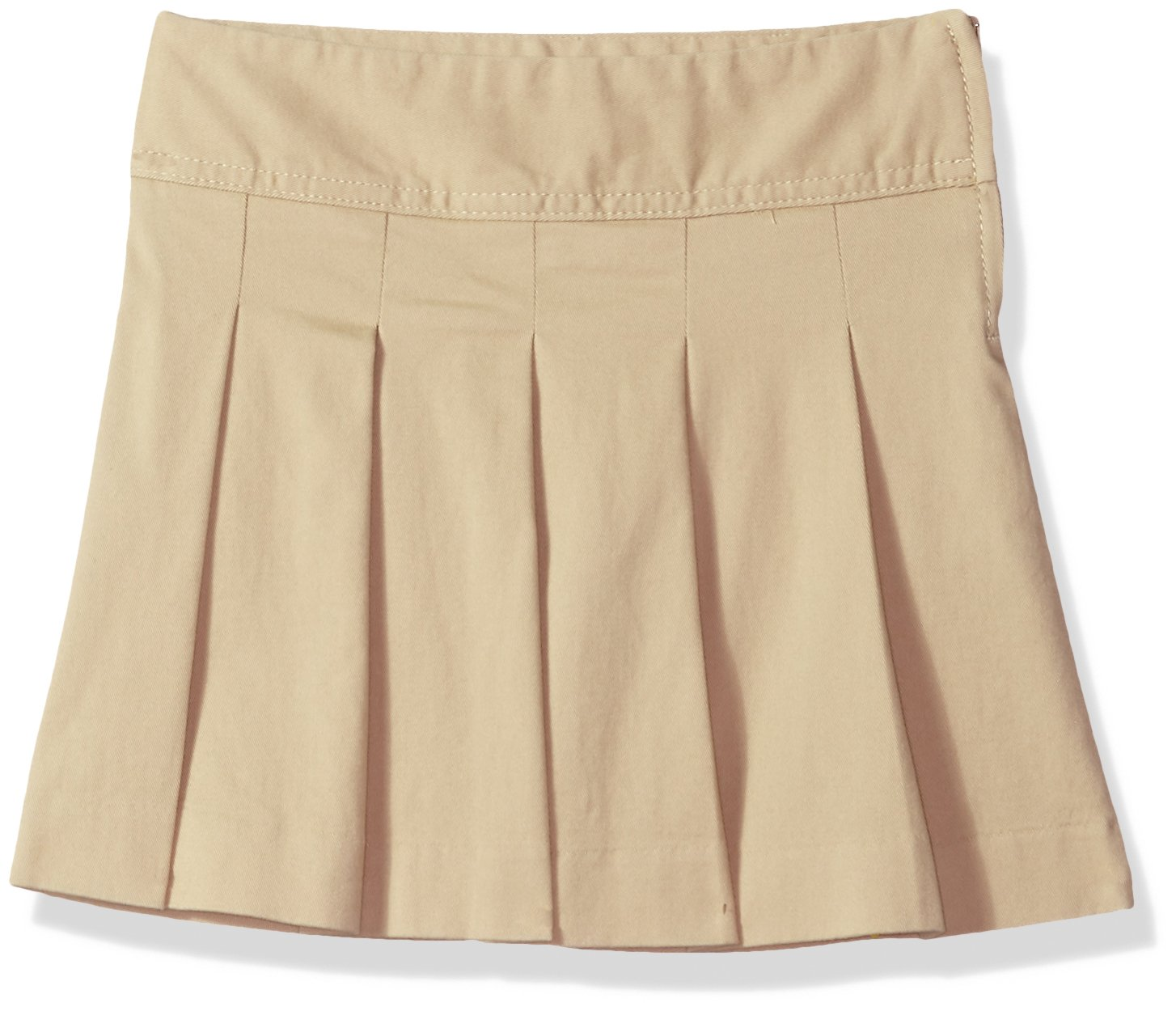 The Children's Place Big Girls' Uniform Skort, Sandy, 16