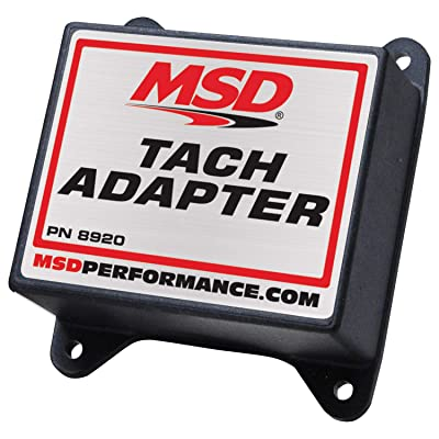 MSD 8920 Magnetic Pickup Tachometer Adapter: Automotive