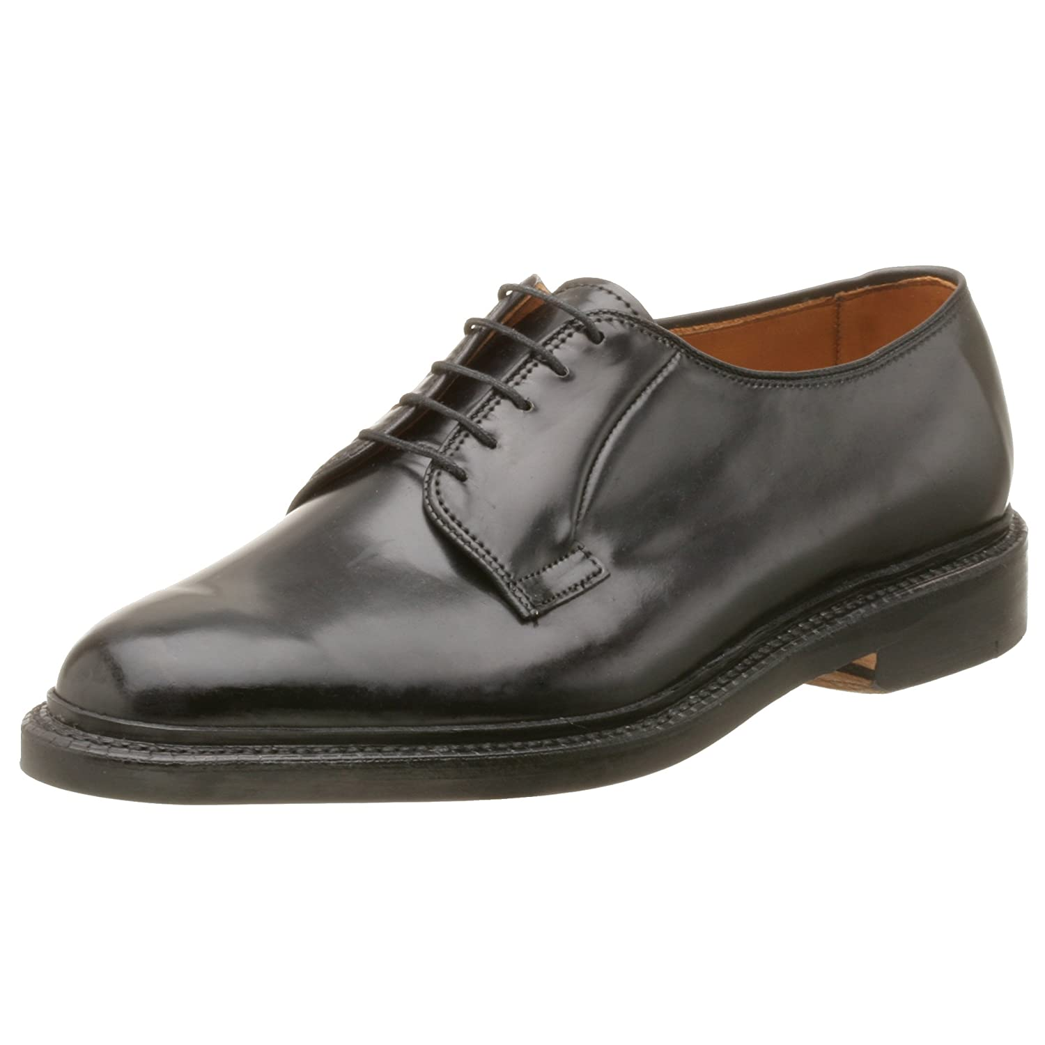 super popular 8c4e6 9aeda Allen Edmonds Men's Leeds Genuine Shell Cordovan Plain Toe Oxford