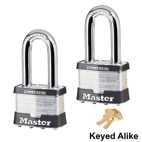 """Master Lock Padlock-2 """", grillete cerraduras ..."""