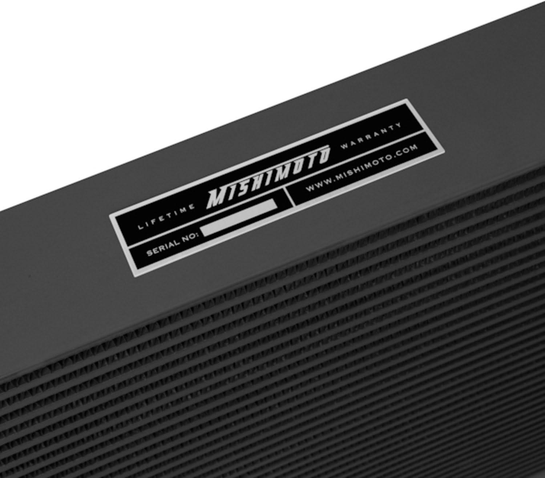 Mishimoto MMINT-F2D-08KBK Performance Intercooler Kit Compatible With Ford 6.4 Powerstroke 2008-2010 Black