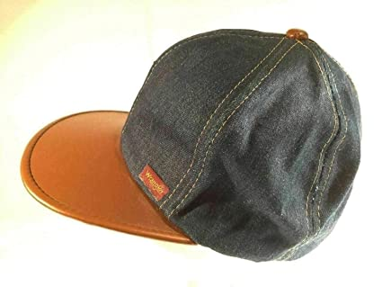 eab140781b4 Amazon.com   Wrangler Vintage Young An Denim Snapback Hat Cap RARE    Everything Else