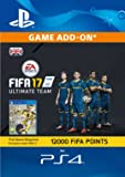 FIFA 17 Ultimate Team - 12000 FIFA Points [PS4 PSN Download Code - UK account]