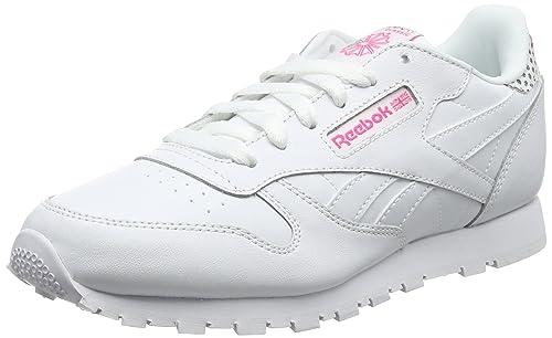 Reebok Cl Squad, Zapatillas de Running para Niñas: Amazon.es: Zapatos y complementos