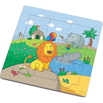 Puzzles & Geduldspiele Holzrahmen-Puzzle Drachenritter Spiel Deutsch 2014 Geduldspiel