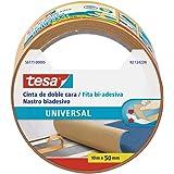 Tesa 56171-00005-02 Nastro Biadesivo Universale, 10m:50mm