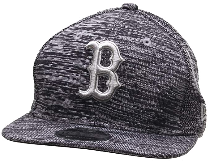New Era Hombres Gorras / Gorra Snapback Engineered Fit Boston Red Sox