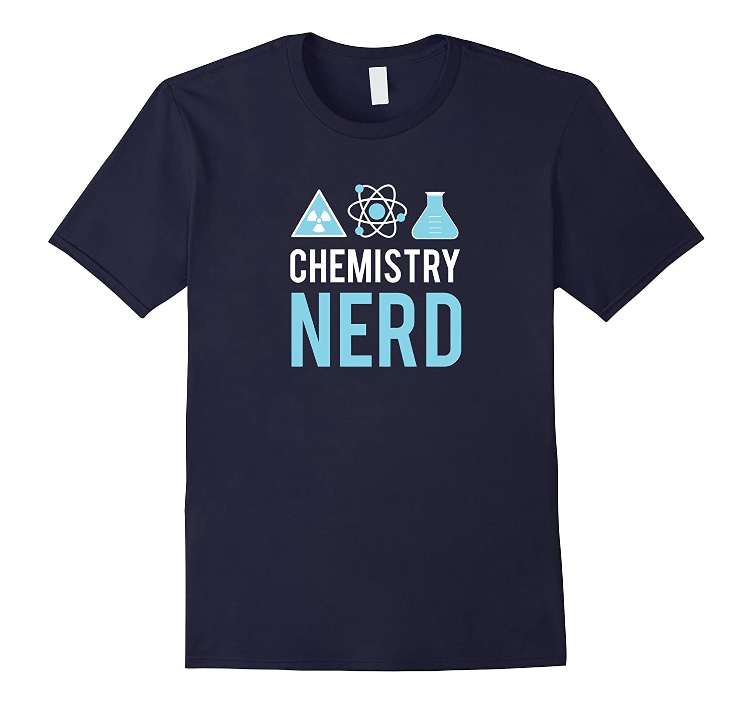 Chemistry Nerd - Funny Science March T-shirt for Chemists-TD