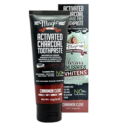 Black Magic I M In Love With The Charcoal: Activated Charcoal Toothpaste: Amazon.com