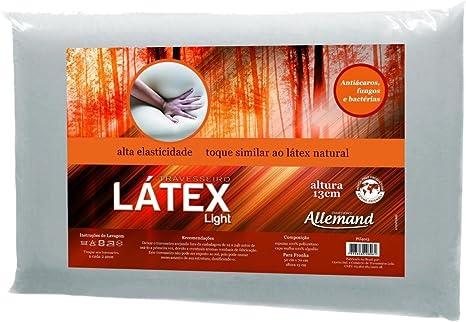 Resultado de imagem para travesseiro latexlight altemburg