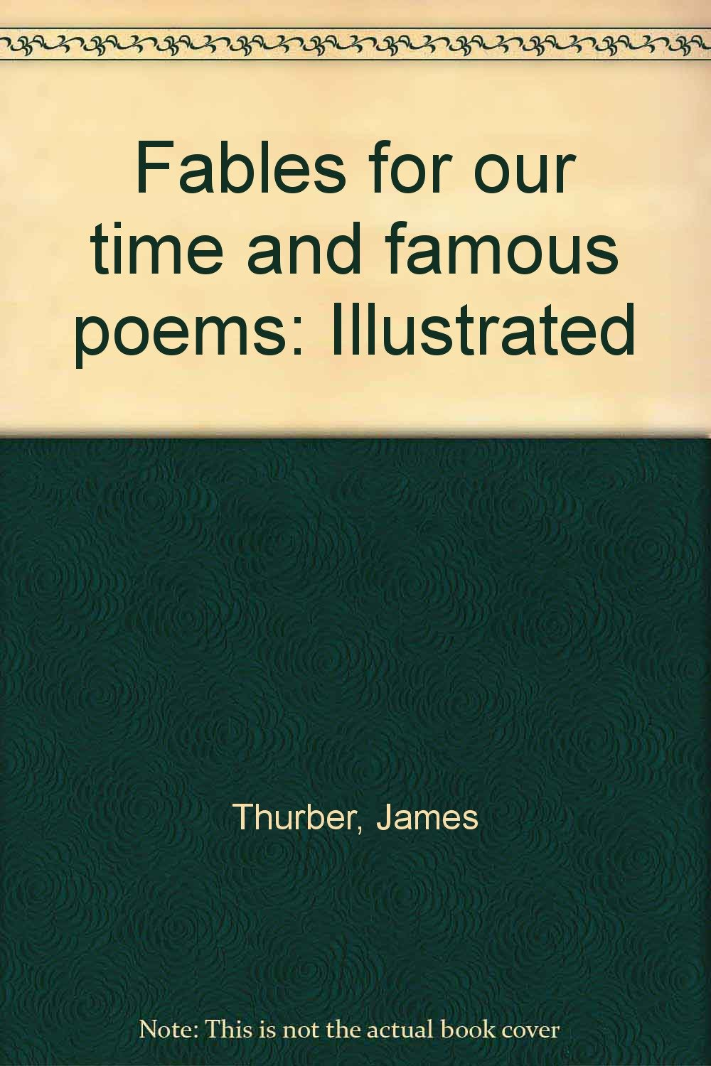 Fables Time Famous Poems Illustrated product image