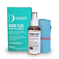 D Light Kera Flux - Detergente - Igienizzante per apparati a Luce Pulsata