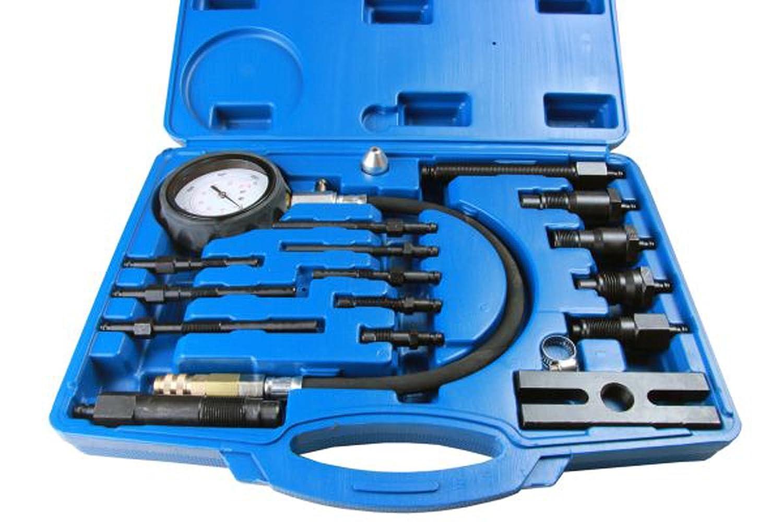 Craft-Equip 16tlg. Kompressionsprü fer Diesel TDI CDI Fahrzeugteile Hoffmann