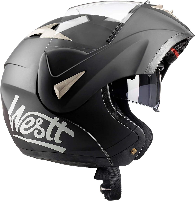 casco westt torque abierto