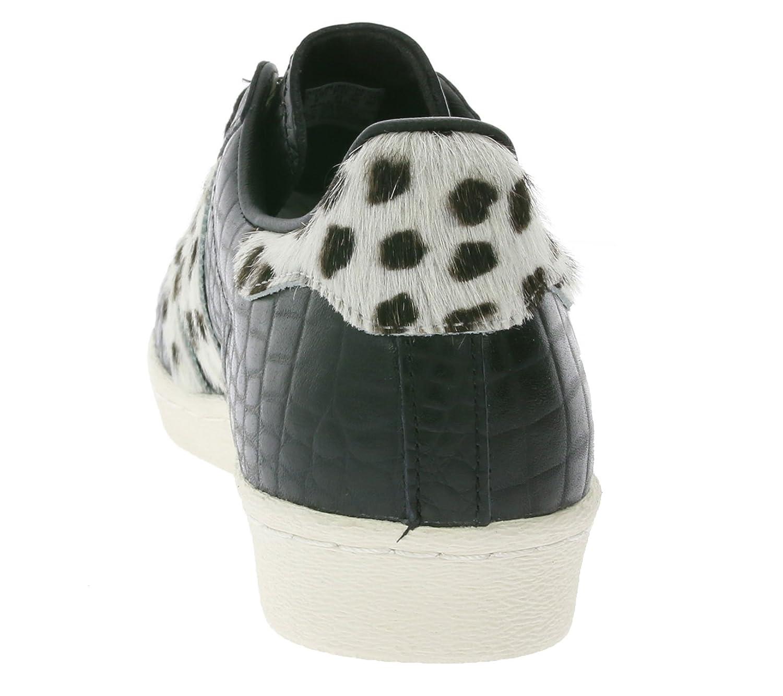 huge selection of 562b3 74785 Adidas Superstar 80S Animal - S78956 - Color White-Black ...