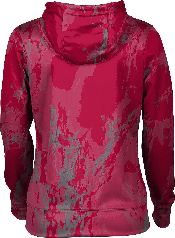 School Spirit Sweatshirt Marble ProSphere Saint Josephs University Girls Zipper Hoodie