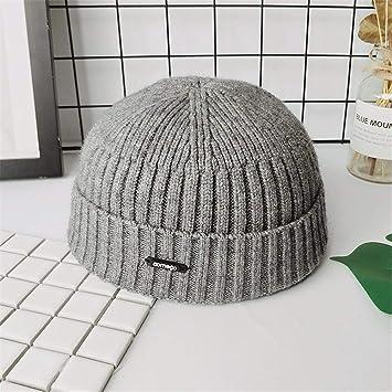 MZ Sombrero de Propietario Sombrero de Punto Sombrero de Lana ...