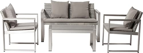 Pangea Home 1 2 Ct Chester Sofa Set