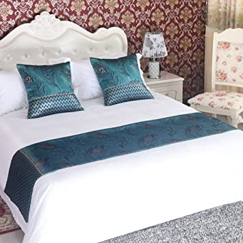 linge de maison couvre lit matelassé Yazi Luxe moderne chemin de lit matelassé Couvre lit décoratif  linge de maison couvre lit matelassé