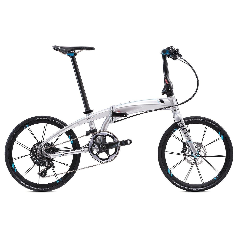 Tern Faltrad Verge X11 20Zoll 11Gang Klapp Fahrrad Faltbar Aluminium Mini Shimano Kompakt, CA17EDXO11H00BZ90: Amazon.es: Deportes y aire libre