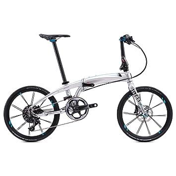 Tern Faltrad Verge X11 20Zoll 11Gang Klapp Fahrrad Faltbar Aluminium Mini Shimano Kompakt, CA17EDXO11H00BZ90