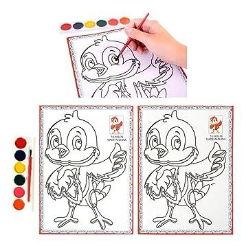 Diadia My First - Pintura con libro para colorear, diseño de ...