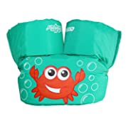 Stearns Puddle Jumper Child Life Jacket, Blue Crab