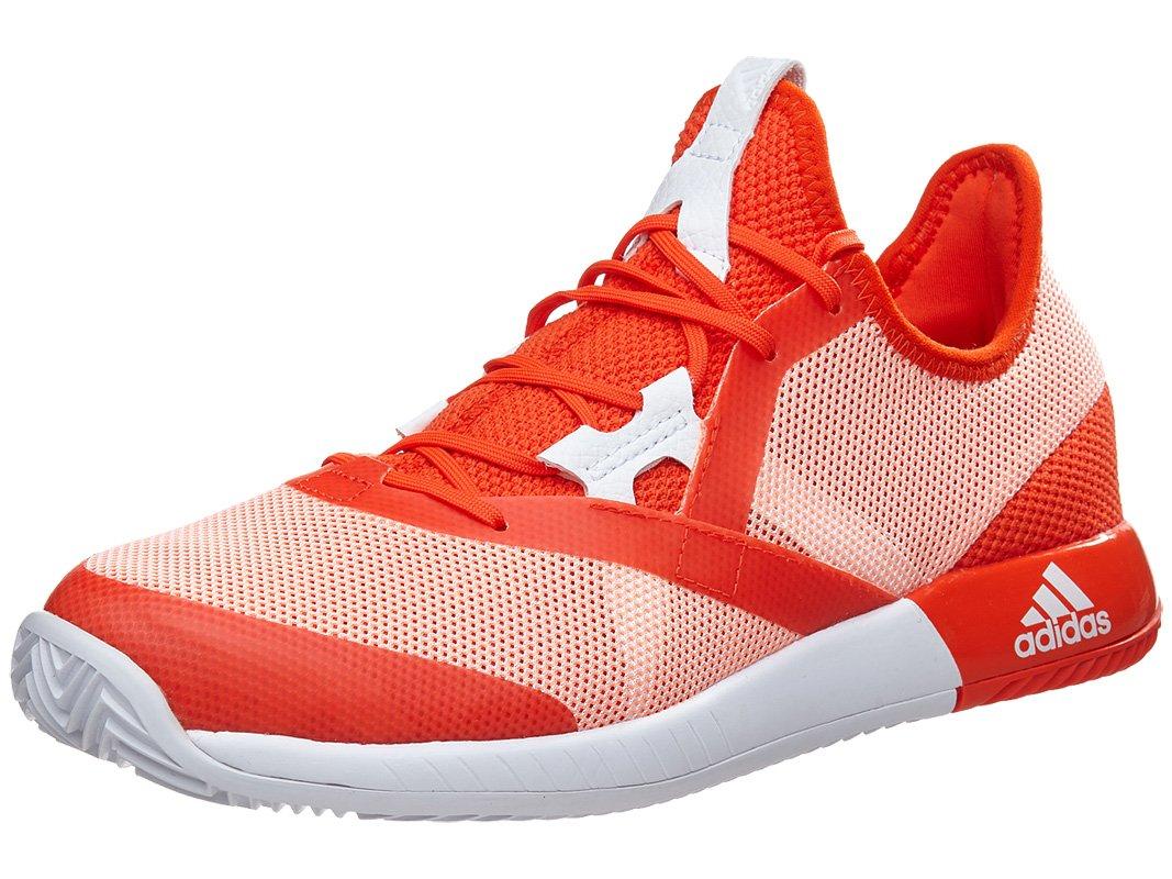 adidas Defiant Bounce Wom's Orange/White 7.5