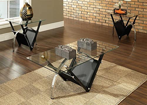 Steve Silver 3-Pc Tribecca Occasional Table Set