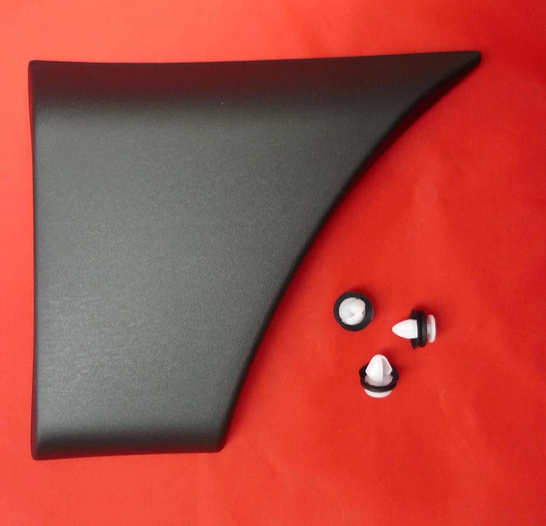For Vauxhall Movano rear door bumper moulding panel trim left