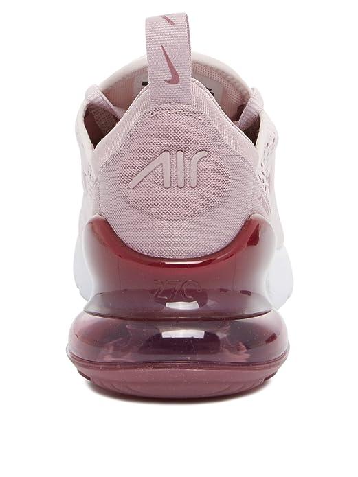 Nike AH6789 601 Sandalias con cuña Mujer, Color Rosa