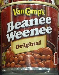 Van Camp's Beanee Weenee Original 7.75 oz (Pack of 6)