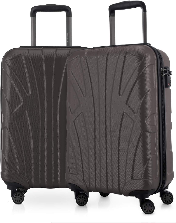 Suitline - 4-teiliges Reisegepäck-Set für die Familie 1