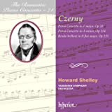 Carl Czerny : Concertos pour piano. Shelley.