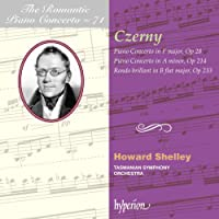 Czerny: The Romantic Piano Concerto, Vol. 71 [Tasmanian Symphony Orchestra; Howard Shelley] [Hyperion : CDA68138]